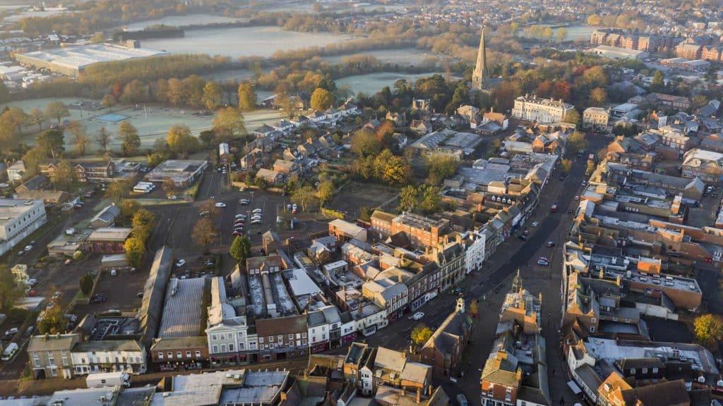 Leighton-Buzzard-highstreet